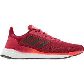 adidas Solar Boost 19 Low-Cut Shoes Men grey six/core black/signal coral